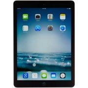 Refurbished iPad Air Space Gray, MD786LL/A- Refurbished Apple iPad Air 32GB Wi-Fi- Grade A