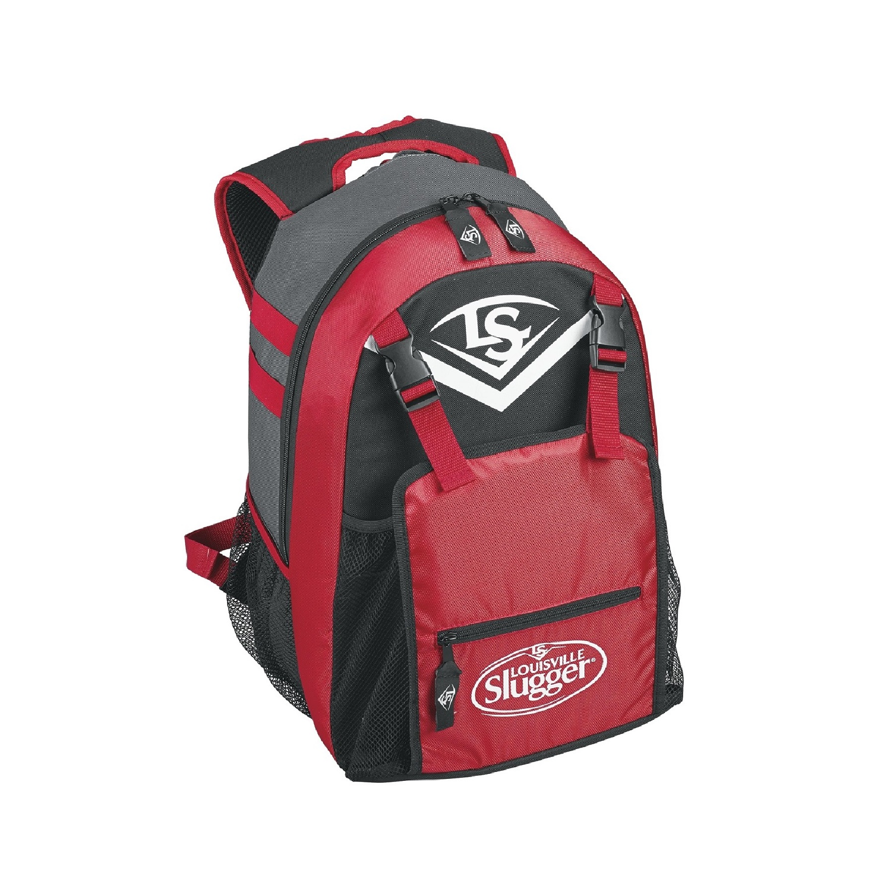 Louisville Slugger Series 5 Stick Pack-Scarlet