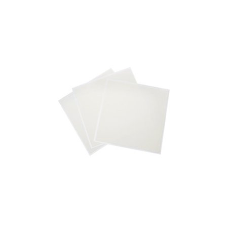 Unprinted Chocolate Transfer Sheets 25 sheets - 8.5in x 11in (Chocolate Transfer Sheets Wedding)