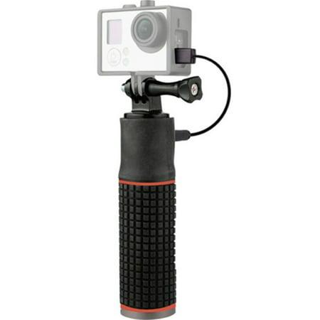 vivitar compact power grip selfie stick for gopro action cameras hf pg5200. Black Bedroom Furniture Sets. Home Design Ideas