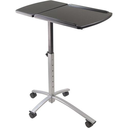 Eric Laptop Cart, Black