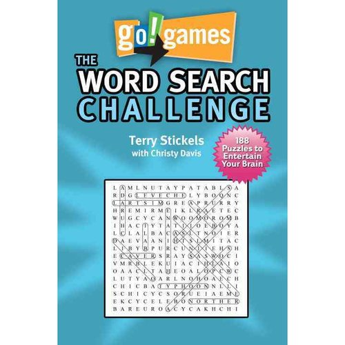 The Word Search Challenge