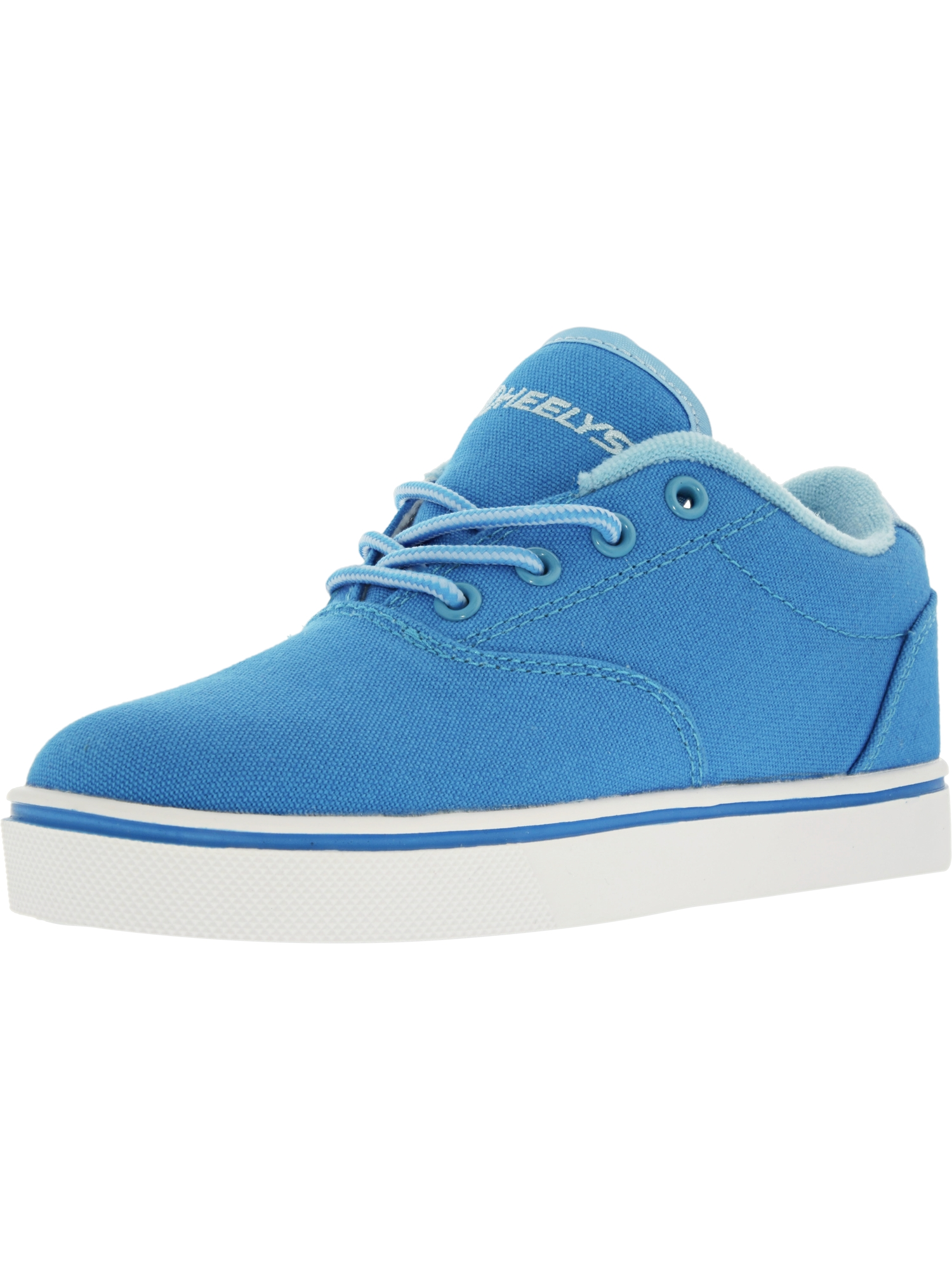 Heelys Launch Light Blue/Blue/White Ankle-High Fashion Sneaker - 7M