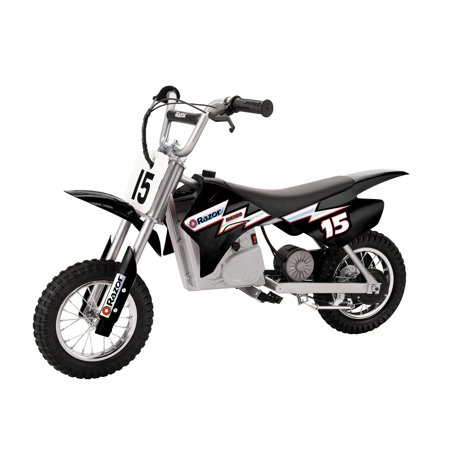 Razor MX400 Dirt Rocket 24V Electric Toy Motocross Motorcycle Dirt Bike, (Best Electric Motorcycle Uk)