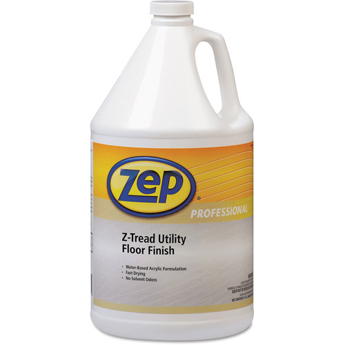 Z-Tread Utility Floor Cleaner, 1gal Bottle