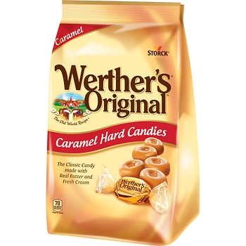 Werther's Original Hard Candies, 34 (Werther's Hard Candy)