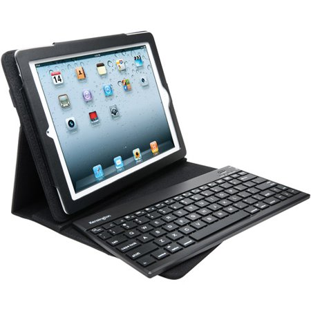 Kensington K39512US KeyFolio Pro 2 Keyboard Case for iPad 2/3/4