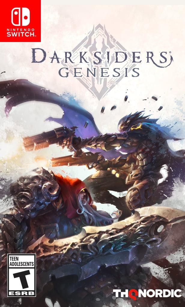 Darksiders Genesis, THQ-Nordic, Nintendo Switch, 811994022172