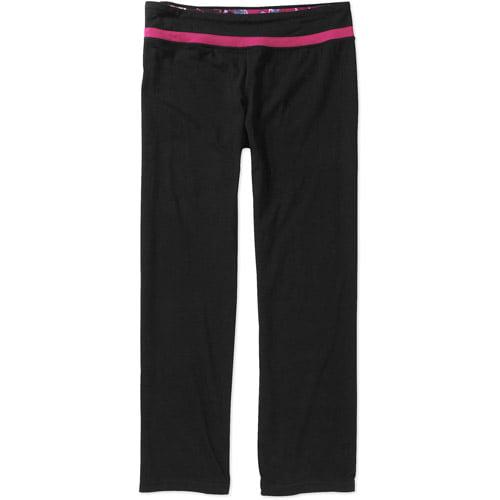 Rainbeau Women's Plus-Size Yoga Pant with Contoured Waistband
