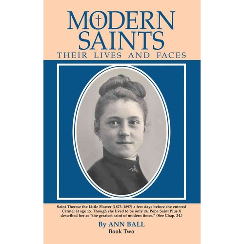 Modern Saints Book 2: Their Lives and Faces