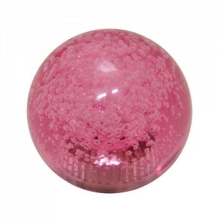 Arcade Joystick Crystal Ball Top light up - PINK, by RetroArcade us