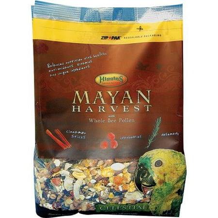Higgins Mayan Harvest Celestial Blend Large Hookbill Bird Food, 3 Lb Large Bird Treat