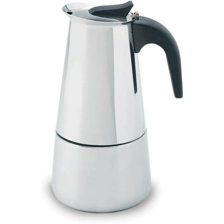 3 cup electric espresso maker