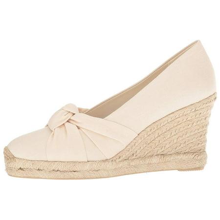 4d3ad5a7238 Soludos - Soludos Womens Knotted Pump Fabric Round Toe Casual Platform  Sandals - Walmart.com