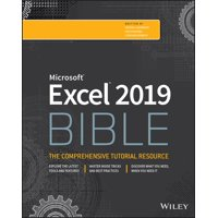 Bible (Wiley): Excel 2019 Bible (Paperback)