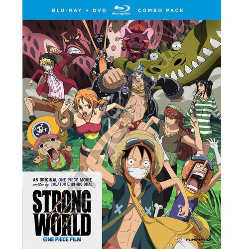 One Piece: Strong World (Blu-ray + DVD)