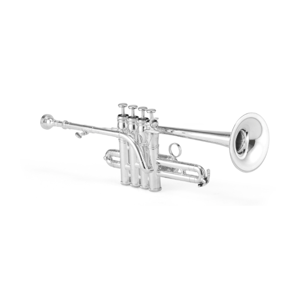 Jupiter XO Professional Piccolo Trumpet, 1700S by Jupiter