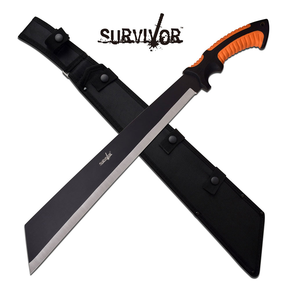 Survivor Machete