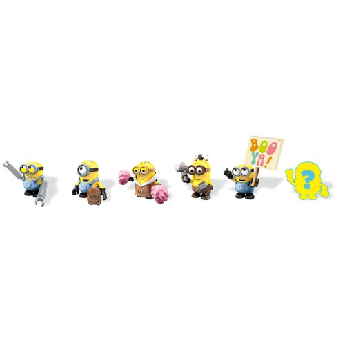 Mega Bloks Minions Mystery Minions Series 3 Mystery Pack #29210 [Soft Pack] by Generic