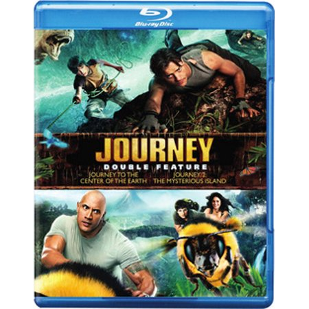 Journey to the Center of the Earth / Journey 2: Mysterious Island (Yes Journey To The Center Of The Earth)