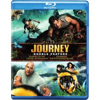 Journey to the Center of the Earth / Journey 2: Mysterious Island (Blu-ray)