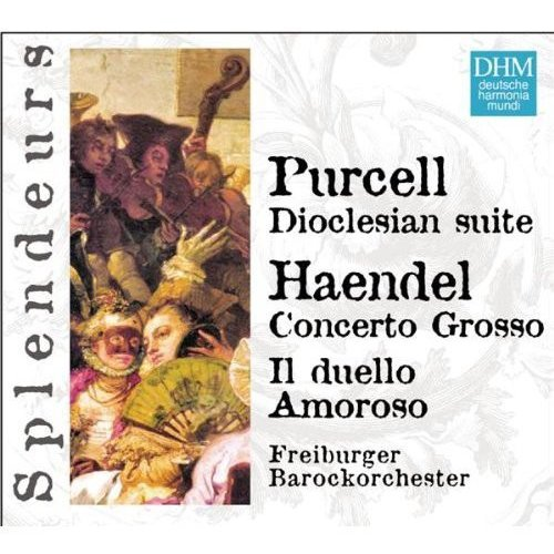 Purcell : Dioclesian Suite / Concerto Grosso