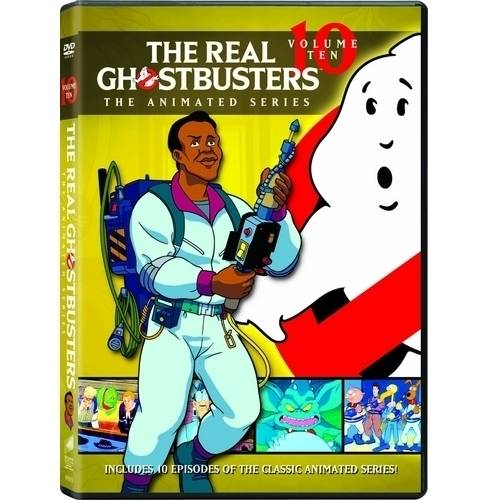 The Real Ghostbusters: The Animated Series, Volume 10