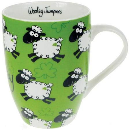 Wooley Jumpers Tulip Mug 10oz-
