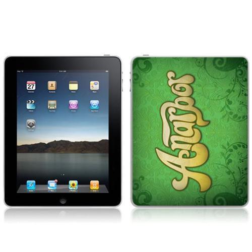 Zing Revolution MS-ANAR20051 iPad- Wi-Fi-Wi-Fi + 3G- Anarbor- The Natural Way Skin
