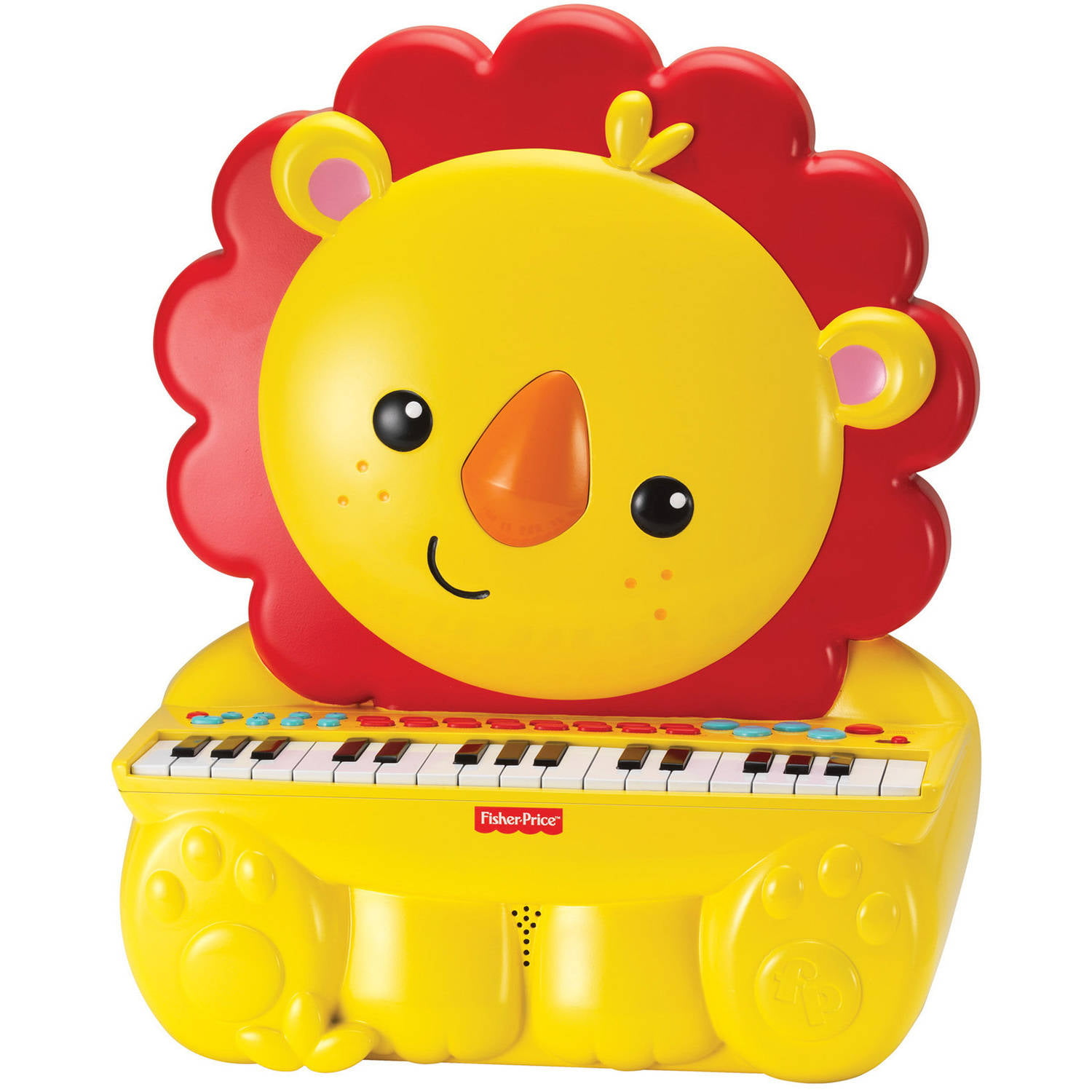 Fisher Price Lion Piano Walmart