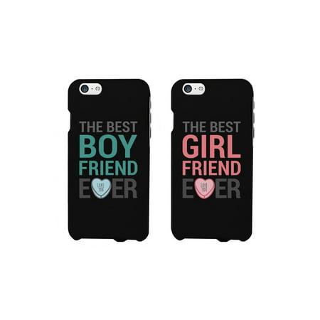 Best Girlfriend and Boyfriend Ever Black Matching Couple Phone (Best Windows Phone Ever)