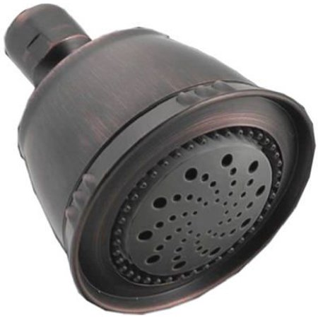 Delta Faucet 75566RB Maximum Flow 5-Spray Showerhead, Venetian Bronze, 2.0-GPM