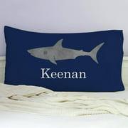 Personalized Shark Pillowcase for Kids Bedroom