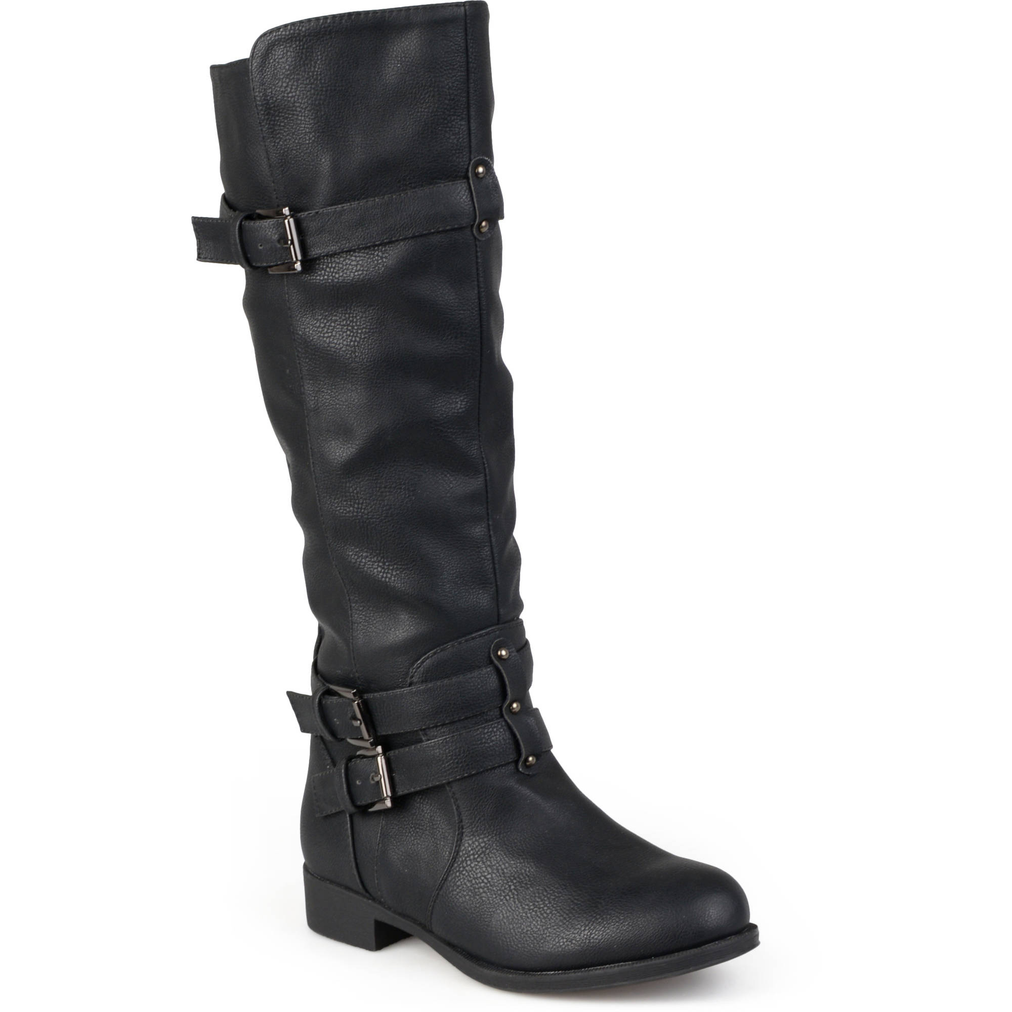 Women's Tall Buckle Detail Boots