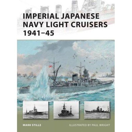 Imperial Japanese Navy Light Cruisers 1941–45 -