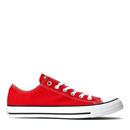 e88da28c8a06a8 Converse - Converse Chuck Taylor All Star Ox Sneakers M9696 Red SZ 9W 7M -  Walmart.com