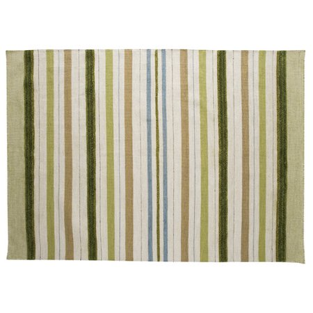 Wayfair Rugs Panama Green Contemporary Rug