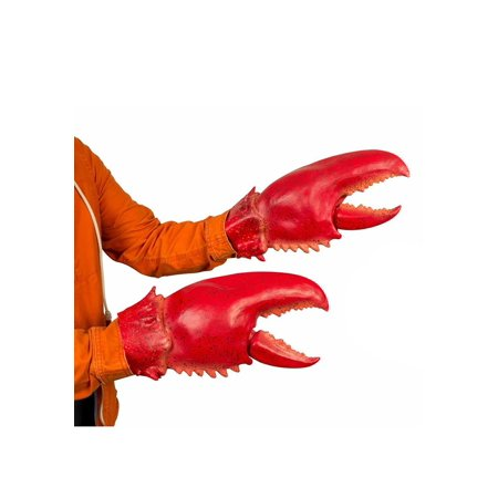 Lobster Claws (Clam Costume)