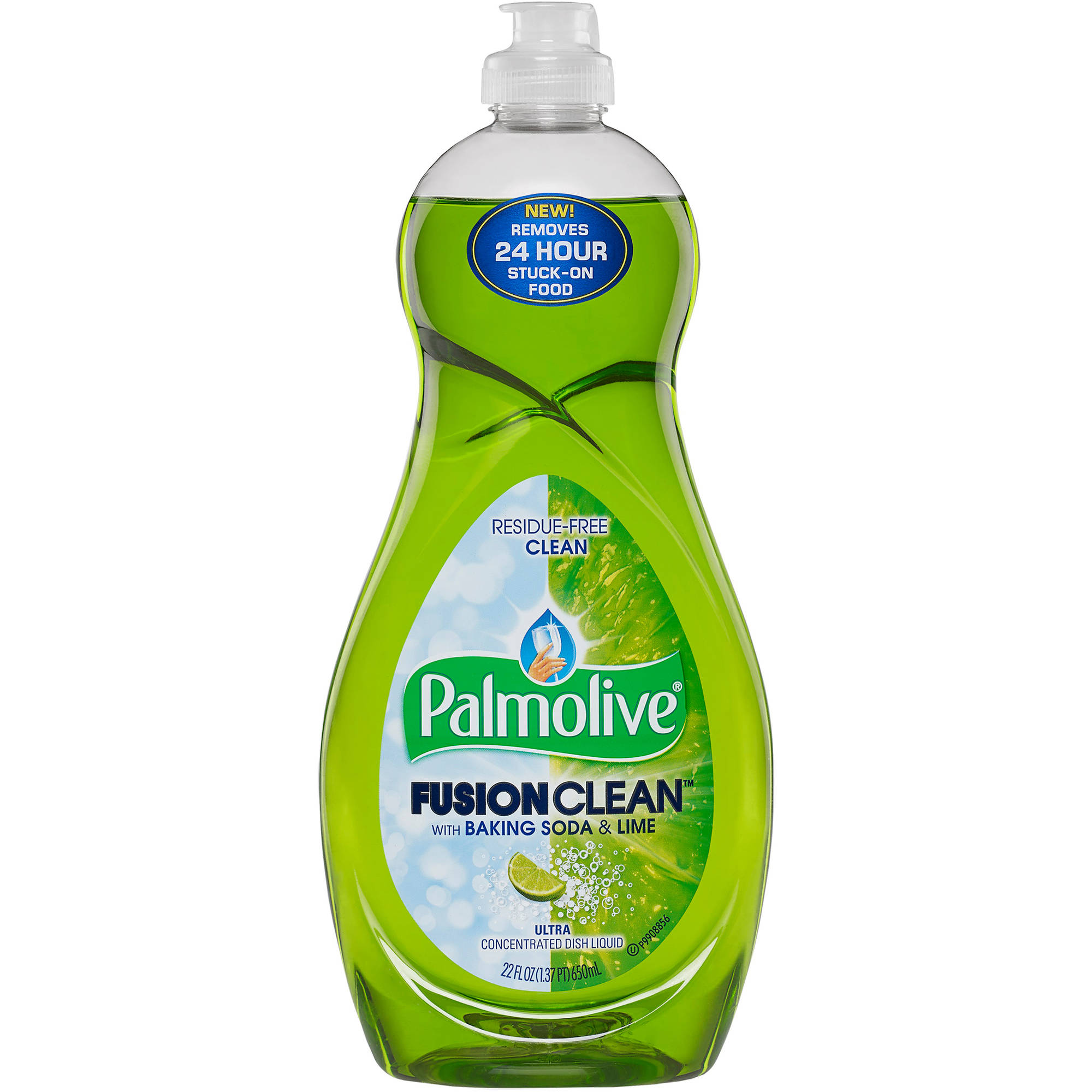 Palmolive FusionClean with Baking Soda & Lime Ultra Concentrated Dish Liquid, 22 fl oz