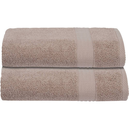 Mainstays 2-Piece Quick-Dry Bath Towel Set