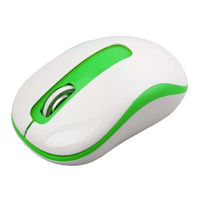 New Fashion 2.4GHz Wireless Optical 3D Gaming Mouse Button Mice Receiver For PC GN