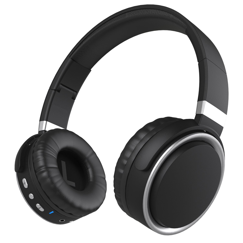 On-Ear Bluetooth Headphones, Earto Foldable Stereo Headph...