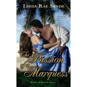 The Passion of a Marquess - eBook