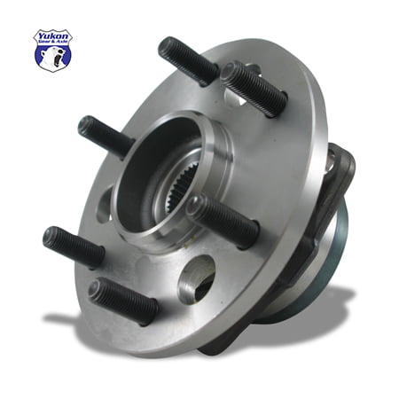 Hub Unit Bearing (Yukon replacement unit bearing hub for '05-'08 Toyota Tacoma rear, right hand side  (YB)
