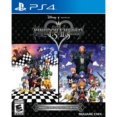 Kingdom Hearts HD 1.5 + 2.5 ReMIX, Square Enix, PlayStation 4, 662248919249