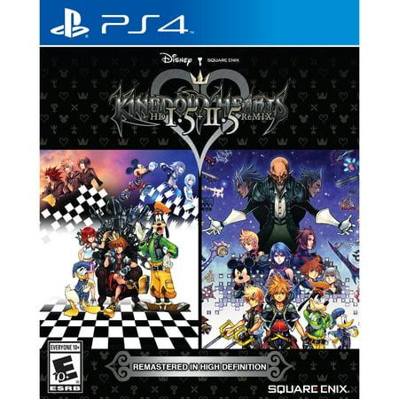 Kingdom Hearts HD 1.5 + 2.5 ReMIX, Square Enix, PlayStation 4, - Halloween Techno Remix