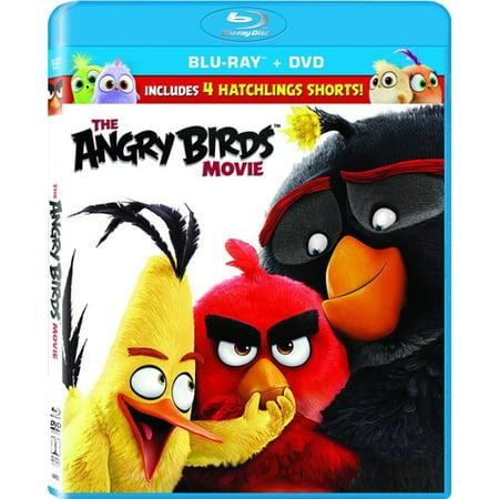 The Angry Birds Movie  Blu Ray   Dvd