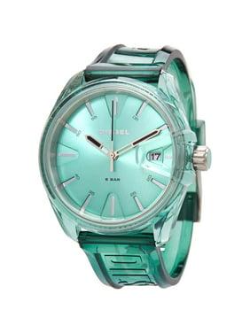 Diesel MS9 Quartz Green Dial Watch DZ1928