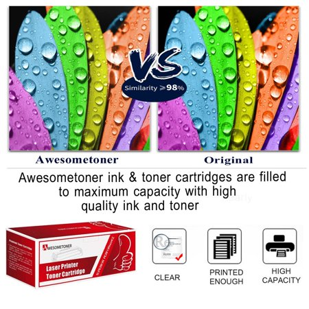 Awesometoner Compatible Inkjet Cartridge Replacement for Lexmark 10N0217 (#17) for Lexmark Z13, Z23, Z25, Z33, Z35, Z515, Z605, Z615, X75, X1150, X1185 (Black, 2-Pack) - image 7 de 7