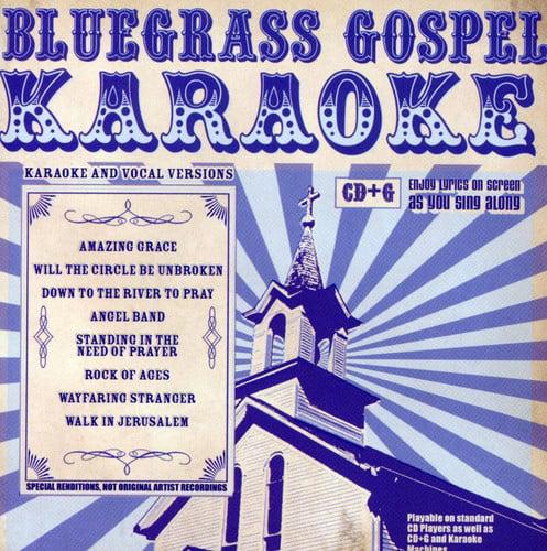 Bluegrass Gospel Karaoke by Open Mike